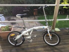 Folding cycle as new condition