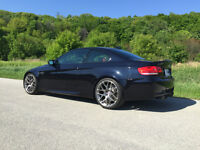 2009 BMW M3 Azurite Individual Package Coupe (2 door)
