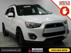 2014 Mitsubishi RVR GT,INSPECTE,AWD,CRUISE,TOIT PANORAMIQUE