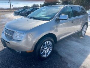 2008 Lincoln MKX AWD 4dr, leather, pano roof