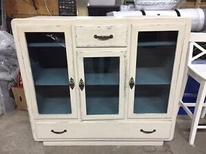 Buffet antique style shabby chic