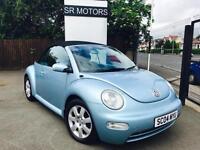 2004 Volkswagen Beetle 2.0 (HISTORY,WARRANTY,AMAZING CONDITION)