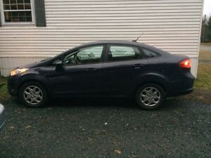 2012 Ford Fiesta with low kms!!!