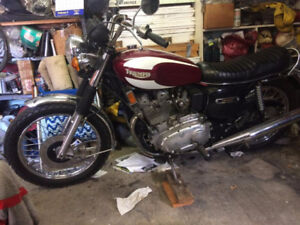 Triumph Motorcycles Moto Guzzi collection for sale
