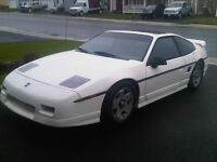 1988 Pontiac Fiero G T Coupe (2 door)