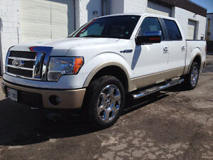 2009 Ford F-150 Lariat 5.4L with Navigation & Upgraded Console