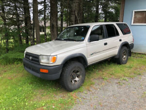 1996 Toyota 4Runner 4x4 -- For Parts or Repair