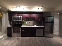 sublet new one bedroom apartment, available now!