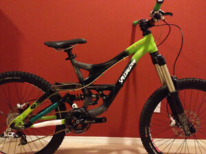 ONE of A Kind SPECIALIZED DEMO 7 DH Bike