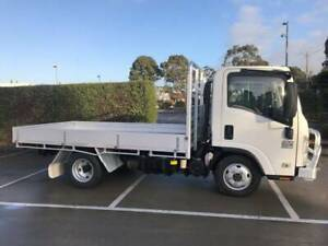 2012 ISUZU NLS 200 TRAY TRUCK - Finance or Rent-to-Own $326pw* Narre Warren Casey Area Preview