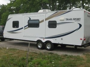 2011 25S Trailsport House Trailer  $14,900