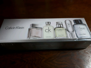 Brand New Calvin Klein  Fragrence Travel Collection