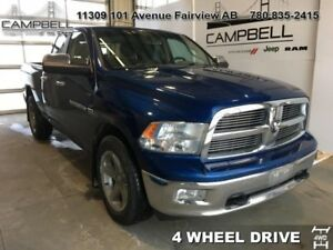 2011 Dodge Ram 1500 Big Horn  - Satellite Radio