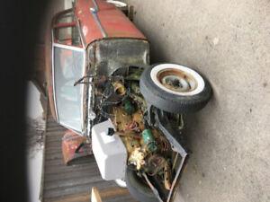 1953 Packard Clipper project car