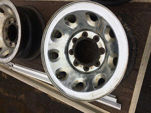 Ford Chevy dodge 3/4 ton  chrome rims