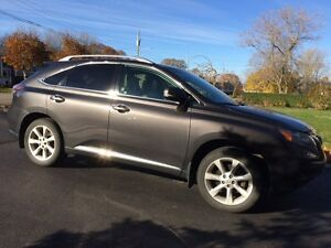 For Sale 2010 Lexus RX350  premium edition.