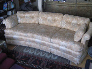 "Couch. About 84"" long and 32""' wide."