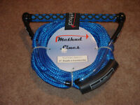 """Methud 15"""" Wakeboard Handle with 4 Section Line (NEW)"""