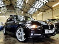 2012 BMW 3 Series 2.0 320d Sport Saloon 4dr Diesel Automatic (118 g/km, 184