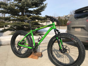 2016 Specialized Fatboy Pro Trail Fat Bike
