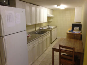 $450 one bedroom in basement for working male availble now