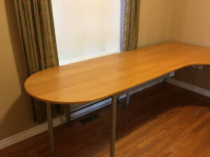 3-part Ikea Desk (Sackville, NB)