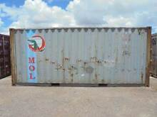 20 FOOT SHIPPING CONTAINER Mount Louisa Townsville City Preview