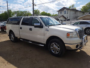 2008 Ford F-150 SuperCrew LARIAT NO ACCIDENTS, ONE OWNER