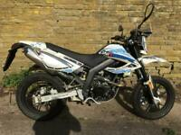 Motorini SMR 125 Supermoto