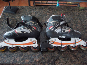 Mongroose rollerblades Size 8 (mens)