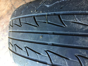 Two tires 225 60 r 17 99t m&s