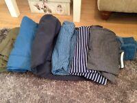 Men's bundle cloths