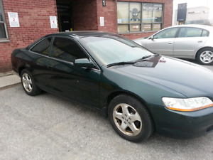 98 accord v6    for sale Mint condition