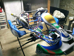 Stock honda shifter go kart engine
