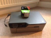 HP Deskjet 3070 A Colour Multifunctional Printer. Wireless & Eprint + New Ink