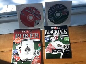 Hoyle Blackjack & Poker Series