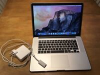 "Apple Mac Book Pro 15"" retina"
