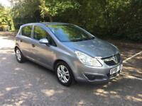 2009 Vauxhall/Opel Corsa 1.2i 16v Active 84k FSH ideal first car