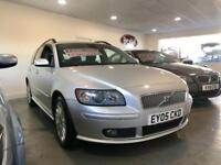 Volvo V50 T5 SE Sport Automatic AWD PETROL AUTOMATIC 2005/05