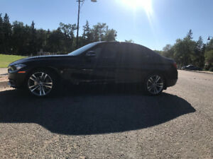 2013 BMW 335i xDrive (AWD w/Winter Rims + Tires)