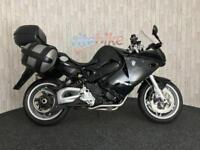BMW F800ST F800ST F 800 ST ABS MODEL FULL LUGGAGE LOW MILES 2011 61