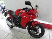 HONDA CBR125R-D 64 REG ONLY 5285 MILES, 125cc RACE REPLICA SPORTS BIKE...