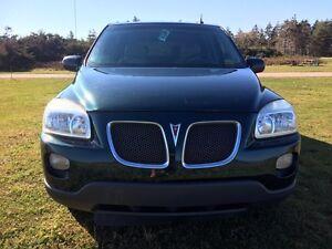 2005 Pontiac Montana SV6 $1500