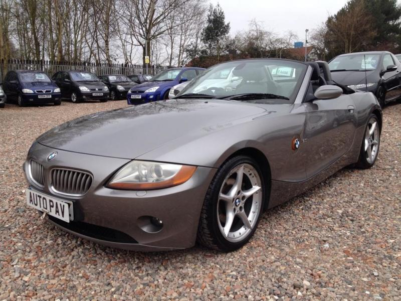 2003 bmw z4 3 0 roadster 2dr in coventry west midlands gumtree. Black Bedroom Furniture Sets. Home Design Ideas