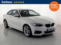 2016 BMW 2 SERIES 218d [150] M Sport 2dr