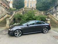 2013 Audi A4 2.0 TDI Black Edition 4dr Saloon Diesel Manual