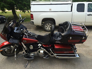 Harley tourglide