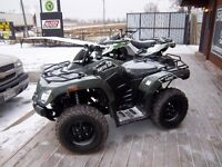 2015 ARCTIC CAT 400 4X4 SUPER SALE!!!