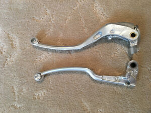 2015 Honda CBR600RR OEM Brake & Clutch Levers