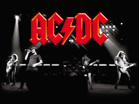 AC/DC ACDC Tickets - Upper, Lower, Field